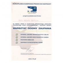 Certyfikat 28