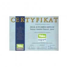 Certyfikat 35