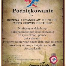 Certyfikat 40