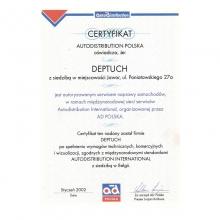 Certyfikat 33